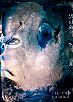 Photograph - Iceman by Petros Yiannakas