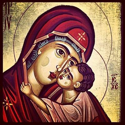 Icon Photograph - #icon #icons #religion #travel by Vladimir - World Photography