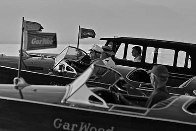 Photograph - Iconic Garwoods by Steven Lapkin