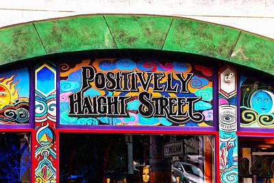 Haight Ashbury Wall Art - Photograph - Iconic Haight-ashbury by Art Block Collections