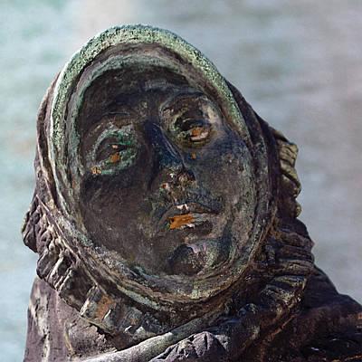 Digital Art - Iconic Mother by David Davies