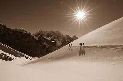 Icy Sunny Annapurna Original