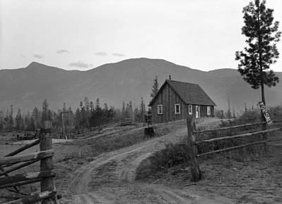 Photograph - Idaho Farm, 1939 by Granger