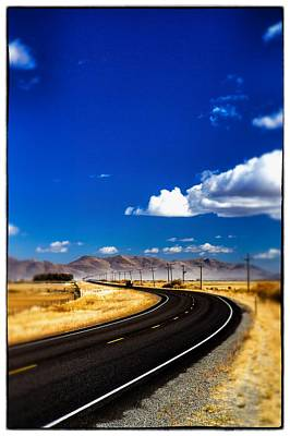 Photograph - Idaho Road Titl Shift by For Ninety One Days