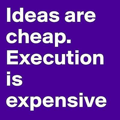 Cheap Photograph - #ideas #cheap #execution #expensive by Valentin Vesa