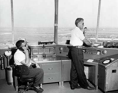 Air Traffic Control Tower Art for Sale - Fine Art America