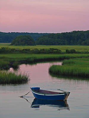 Idyllic Cape Cod Art Print by Juergen Roth