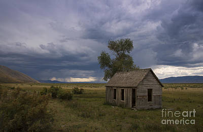Photograph - If Walls Could Talk by Idaho Scenic Images Linda Lantzy