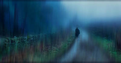 Impressionism Photos - If You are Leaving just Leave by Jenny Rainbow