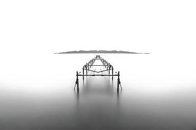 Minimal Photograph - Ifinity by Bill Peppas