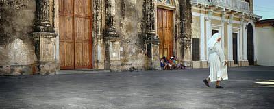 Iglesia De La Merced Church, Granada Art Print by Panoramic Images