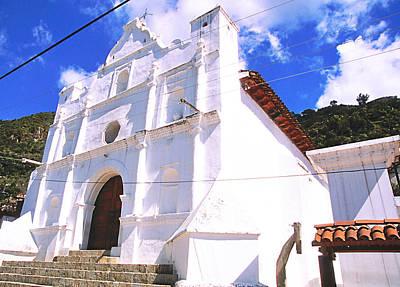 Photograph - Iglesia De San Antonio by Robert  Rodvik