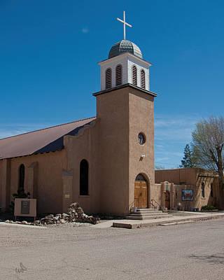 Photograph - Iglesia De San Jose by Michael Flood