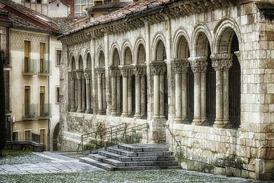 Iglesia De San Millan Original by Joan Carroll