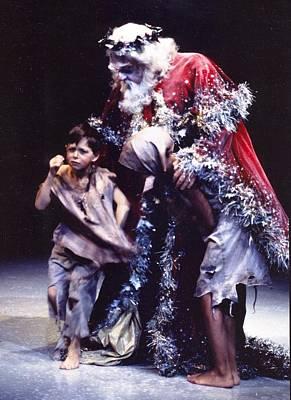 Photograph - Christmas Carol by Christopher James