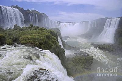 Photograph - Iguazu Falls 1 by Rudi Prott