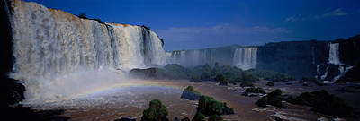 Strong America Photograph - Iguazu Falls, Argentina by Panoramic Images