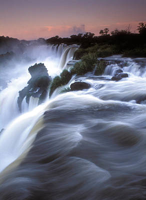 Iguazu Falls National Park, Argentina Art Print by Javier Etcheverry / Vwpics
