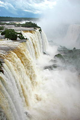 Photograph - Iguazu by Taken By Chashu13