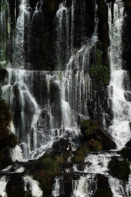 Photograph - Iguazu Waterfalls I by Xueling Zou