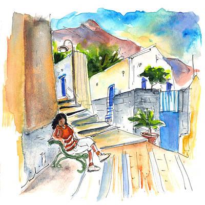 Painting - Igueste De San Andres 01 by Miki De Goodaboom