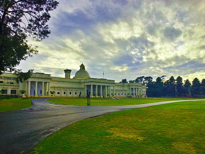 Photograph - IIt Roorkee by Atinderpal Singh