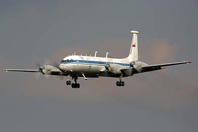 Photograph - Il-22m Command Post Airframe Of Russian by Artyom Anikeev