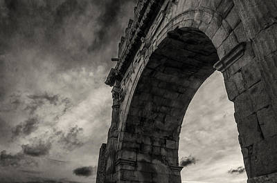 Photograph - Il Arco Di Augusto by Celso Bressan