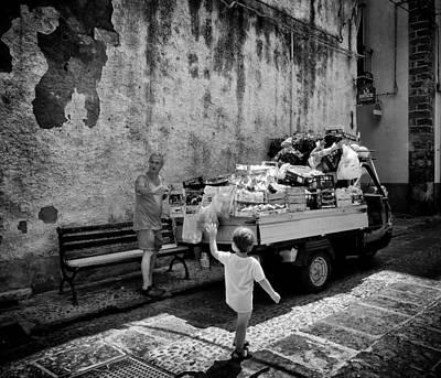 Giornata Photograph - Il Buongiorno by Sebastiano Bellomo