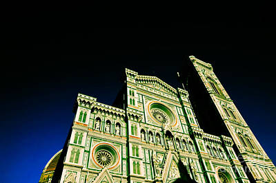 Photograph - Il Duomo Di Firenze II by Liesl Marelli