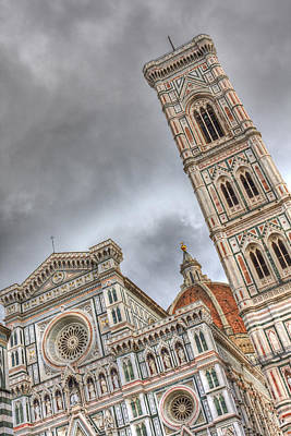 Photograph - Il Duomo by Michael Yeager