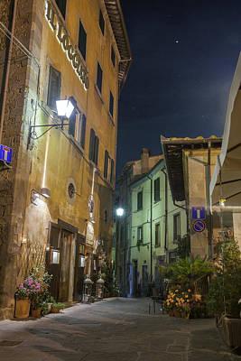 Photograph - Tuscany Loggiotto Cortona by Al Hurley