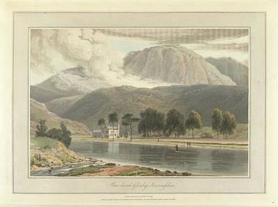Ilan-dreoch-glentag Art Print by British Library