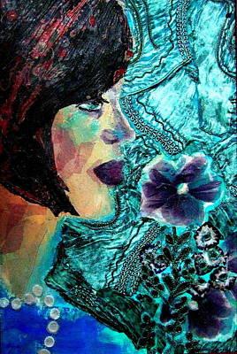 Ilana Art Print by Diane Fine