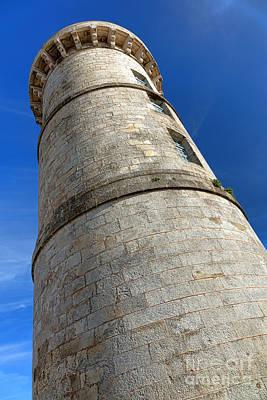 Island Light Photograph - Ile De Re Lighthouse by Olivier Le Queinec