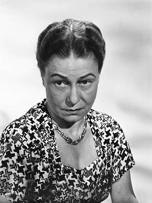 1950 Movies Photograph - Ill Get By, Thelma Ritter, 1950, �20th by Everett
