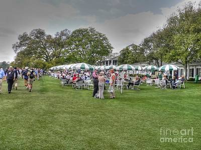 Masters Golf Photograph - I'll Have An Arnie Palmer And A Pimento Cheese Sandwich by David Bearden