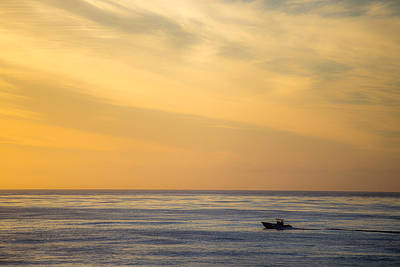Beach Sunsets Photograph - I'll Sail Away Without You by Peter Tellone