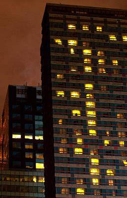 Photograph - Illumination by Paul Mangold