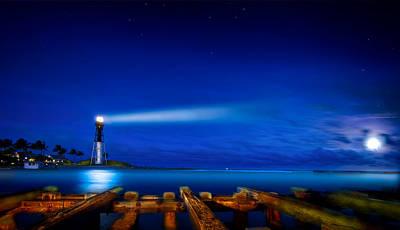 Photograph - Illuminations by Mark Andrew Thomas