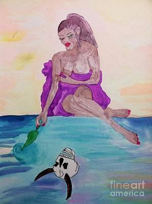 Soap Suds - Illusion 2 by Melissa Darnell Glowacki