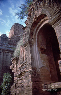 Photograph - Illusive Pagan Burma by Scott Shaw