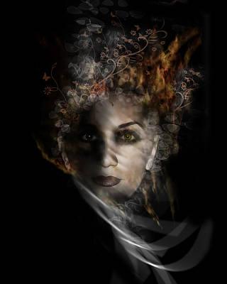 Digital Art - Illusory by Katy Breen