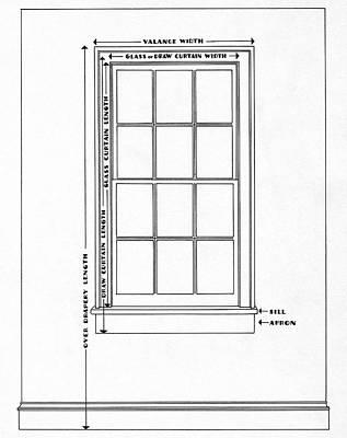 Glass Wall Digital Art - Illustration Of A Window by Harry Richardson