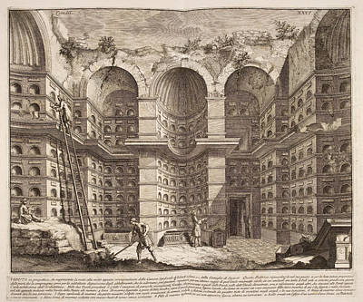 Etc. Photograph - Illustration Of Aviary For Book On Ancien by British Library