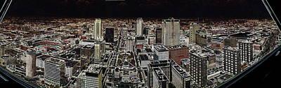 Jefferson Memorial Digital Art - Illustration Of St. Louis Digital Art by Thomas Woolworth