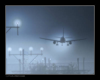 Photograph - Ils Landing by Pedro L Gili