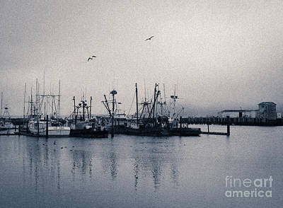 Photograph - Ilwaco Morning by Susan Parish
