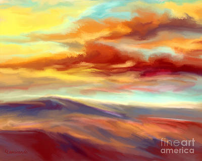Painting - I'm Back by Louise Lamirande