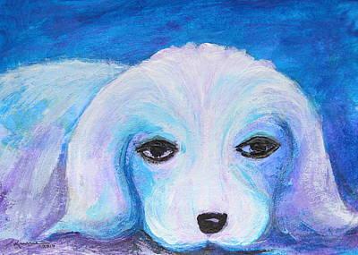 Painting - I'm Sleepy by Kume Bryant